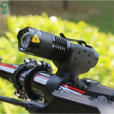 Bike LED Super <br>Bright Front <br>Light Flashlight