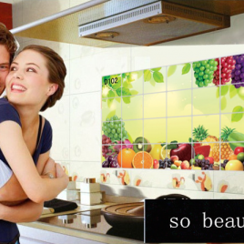 Kitchen Decor <br>Wall Stickers <br>Decals (23.6in x 35.4in)