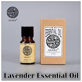 AKARZ Lavender Essential Oil Aromatherapy 10ml  30ml 100ml