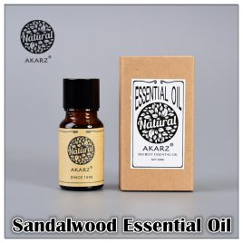 AKARZ Sandalwood Essential Oil Aromatherapy 10ml  30ml 100ml