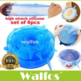 Silicone Kitchen Tools Stretchy Silicone Bowl Covers