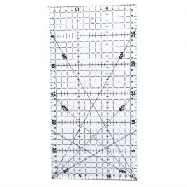 Patchwork Ruler Quilting Template Tool 20x15cm  5 29/32 x 11 13/16in