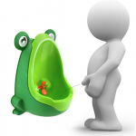 Mr Froggy Potty Training Urinal