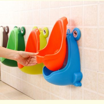 Mr Froggy Cool Boys Potty Training Urinal