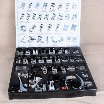 32 Piece Presser Foot Set  Singer Brother Janome
