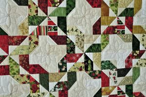 3 generations of quilters